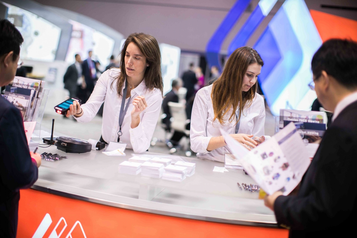 3- TeraRecon au RSNA à Chicago